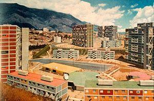 23 de Enero - Image: Urbanización 2 de diciembre