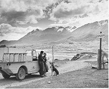 La Tortuga crew at Ushuaia.