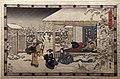 Utagawa Hiroshige-Chushingura Act IX-IMG 9282.JPG