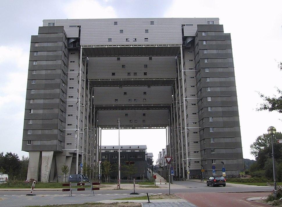Utrecht-Uithof, Cambridgelaan 01