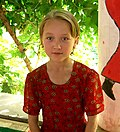 Uyghur girl in Turpan, Xinjiang, China - 20050712.jpg