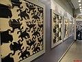 """Vários quadros de Escher com efeitos de animação no Centro Cultural Banco do Brasil expondo """" O Mundo Mágico de Escher"""" - panoramio (1).jpg"""