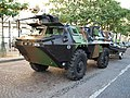 Véhicule de l'Avant Blindé, VAB 4x4, army licence registration 6883 0171 photo-1.JPG