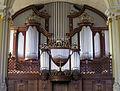 Völklingen Versöhnungskirche Innen Orgelprospekt.JPG