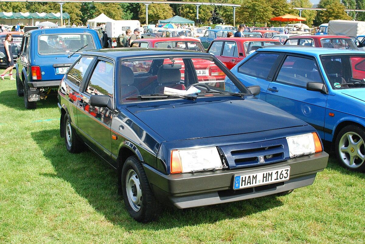 ВАЗ-2108 — Википедия