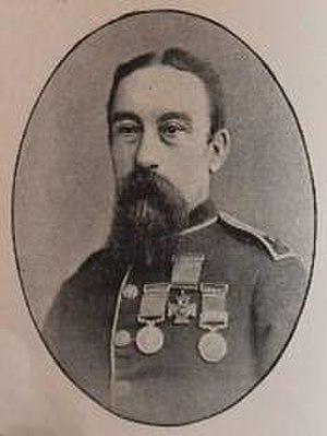 William Jones (VC) - Image: VC William Jones