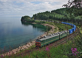 Trans-Siberian Railway railway line between Moscow, the Russian Far East and the Sea of Japan