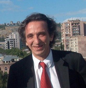 Vahe Aghabegians - Image: Vahe Aghabegians March 2007