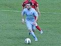 Valbuena avec l'équipe de France.JPG