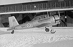 Valmet Vihurin prototyyppi VH-1 Tampereella 6.2.1951 (35586089375).jpg