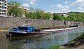 Vami péniche on the Sambre river in Namur (DSCF5450).jpg