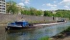Vami péniche on the Sambre river in Namur (DSCF5450).jpg