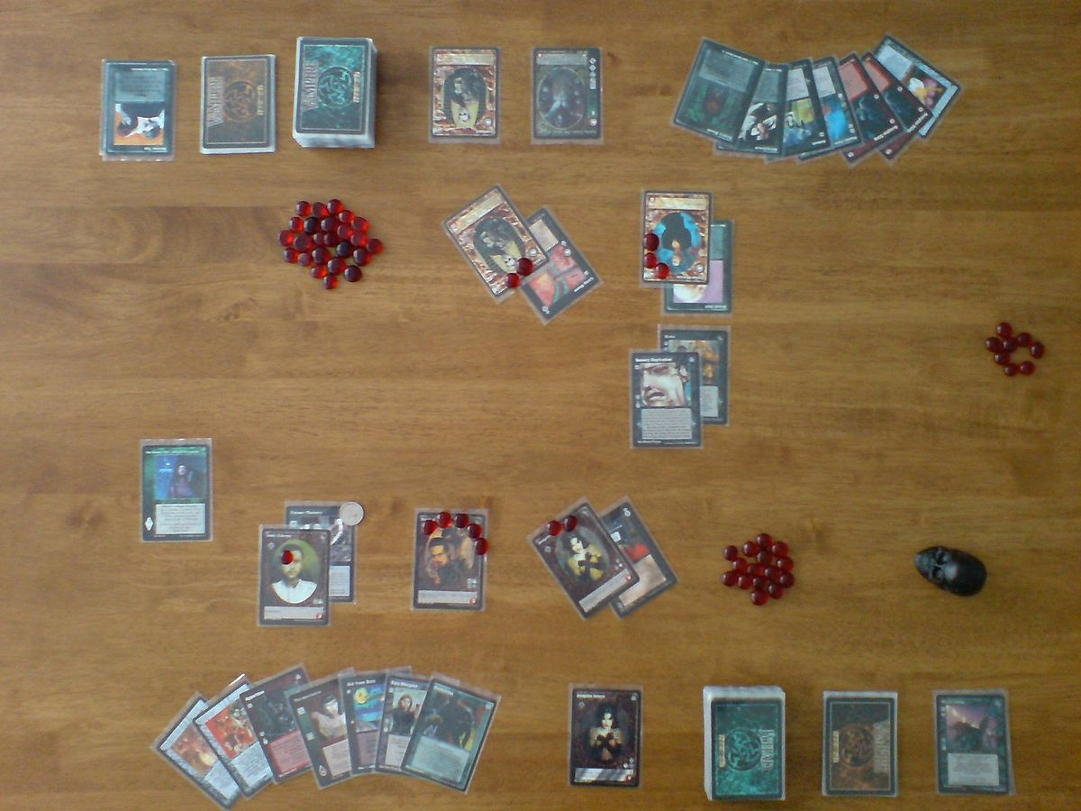 how to get a card game published
