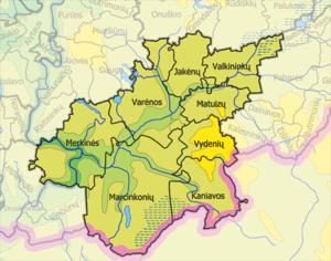 Varėna District Municipality