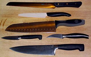 couteaux professionnels de cuisine