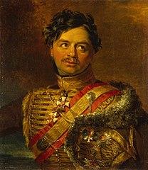 Portrait of Illarion V. Vasilchikov (1775/76-1847) (1st)