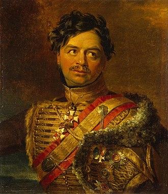 Illarion Illarionovich Vasilchikov - Illarion Vasilchikov by George Dawe