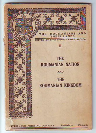 George Julian Zolnay - Image: Vasile Stoica The Roumanians and Their Lands Zolnay Illustrations