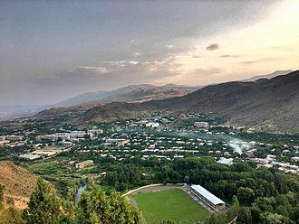 Vayk - General view of Vayk