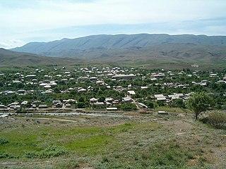 Vedi Place in Ararat, Armenia