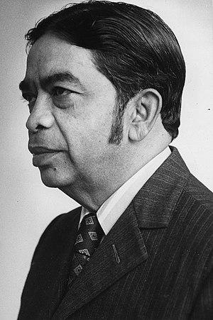 Governor-General of Mauritius - Image: Veerasamy Ringadoo