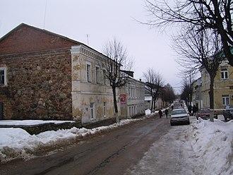 Velizh - In central Velizh