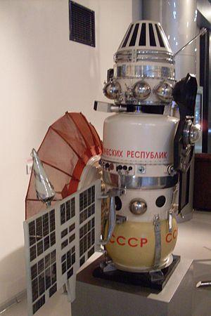 Venera 4 - Venera 4 model
