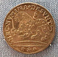 Venezia, osella di silvestro valier, 1698.JPG