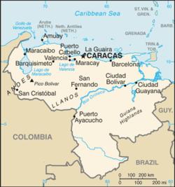 Venezuela-CIA WFB Map.png