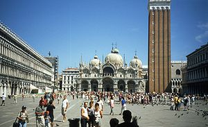 English: Piazza San Marco in Venice Italiano: ...