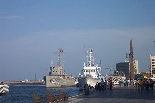 USS <i>Harlequin</i> (AM-365)