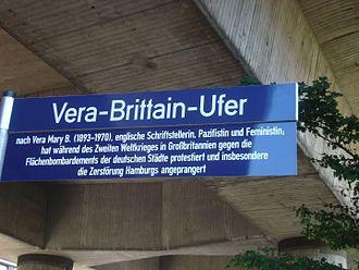 Vera Brittain - Image: Vera brittain 2