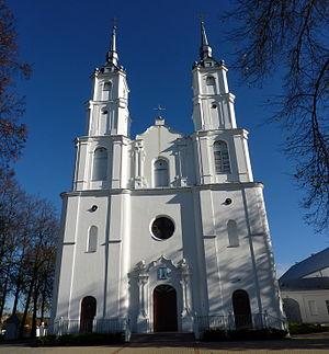 Viļāni - The Roman Catholic Church of Archangel Michael