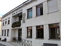 Vic-Fezensac - Hôtel de ville -1.JPG