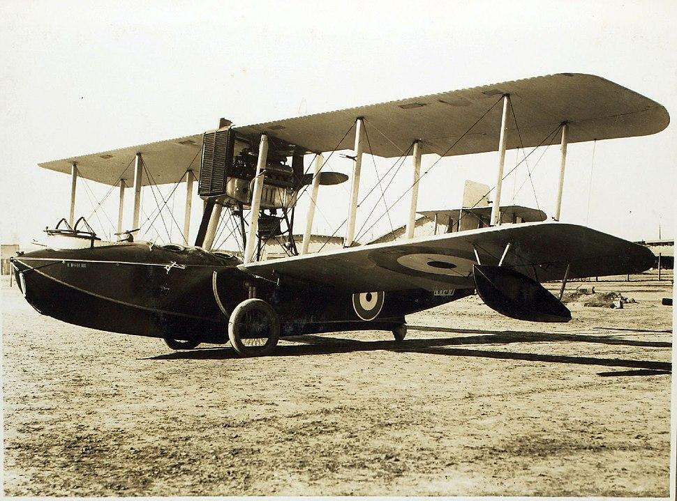Vickers Viking amphi