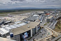 Vienna International Airport from the Air Traffic Control Tower 01.jpg