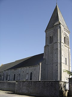 Vienne-en-Bessin Commune in Normandy, France