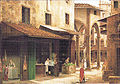 View of Ancient Florence by Fabio Borbottoni 1820-1902 (31).jpg