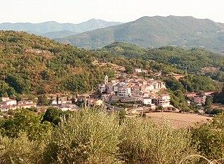 Pratella Comune in Campania, Italy