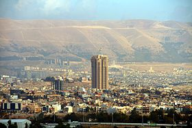 View of Sulaymaniyah (Sulaimani) City , Kurdistan.jpg