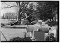 View of mortars and anchor - Arlington National Cemetery, USS Maine Memorial, Arlington, Arlington County, VA HABS VA,7-ARL,11D-9.tif