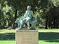 Villa Borghese - Monumento a Alexander Pushkin - panoramio.jpg
