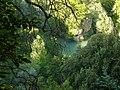 Villa Gregoriana - Aniene nella gola 1020855.JPG