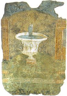 Villa Farnesina Pitture Romane Cubicolo B