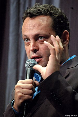 English: Vince Vaughn at CMJ Festival 2007