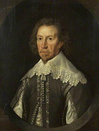 Vincent Denne - Vincent Denne in 1640