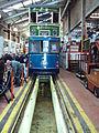 Vintage tram at the Wirral Bus & Tram Show - DSC03313.JPG