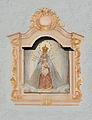 Virgin seven pains mural painting, Murnau, Bavaria, Germany.jpg