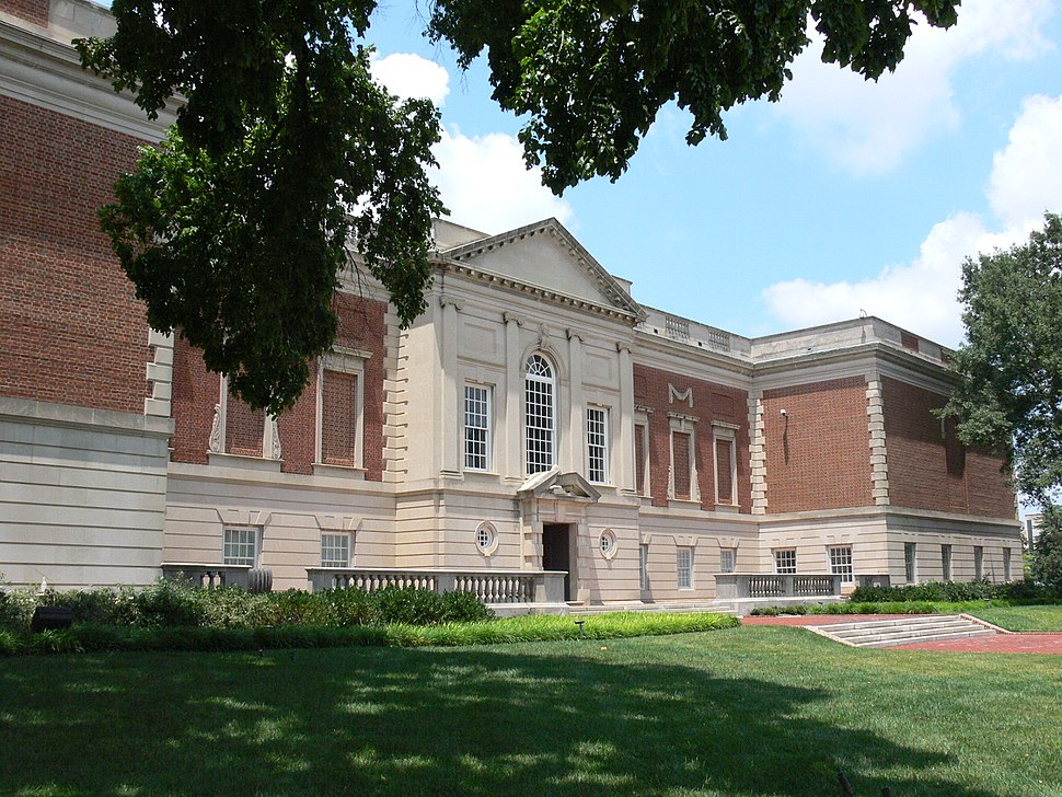 Virginia Museum of Fine Arts (historic entrance)
