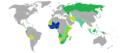 Visa requirements for Cape Verdean citizens.png